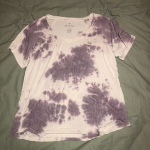 (3 for $15) american eagle tie dye shirt